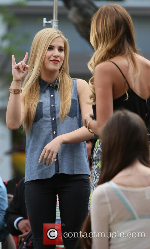 Caroline Sunshine and Renee Bargh 12