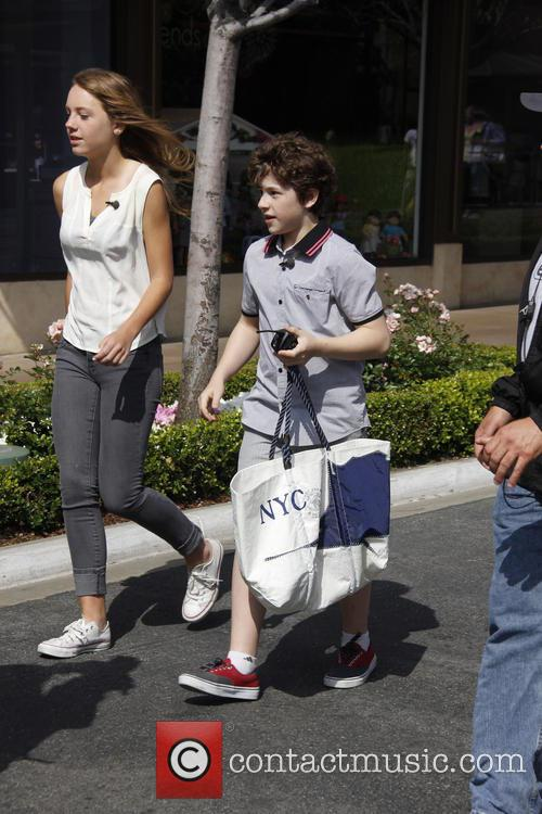 celebrities at the grove 3637969