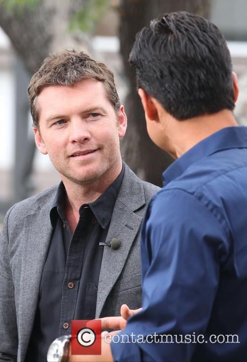 Sam Worthington and Mario Lopez 6