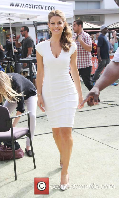 maria menounos celebrities at the grove to 3638331