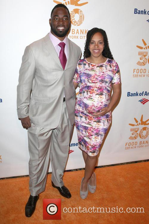 Justin Tuck and Lauran Tuck 3