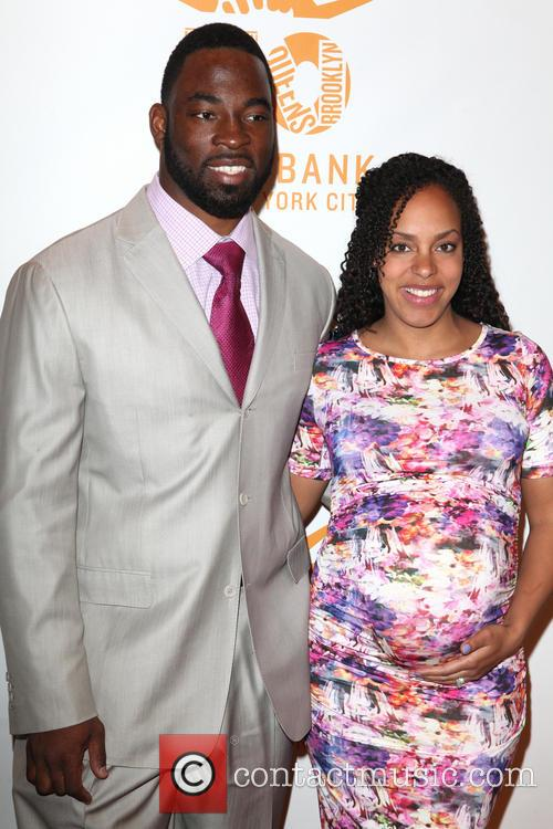 Justin Tuck and Lauran Tuck 1