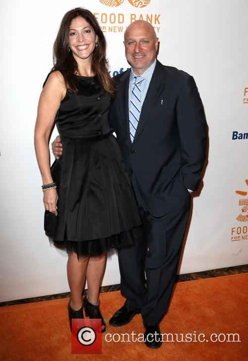 Lori Silverbush and Tom Colicchio 1
