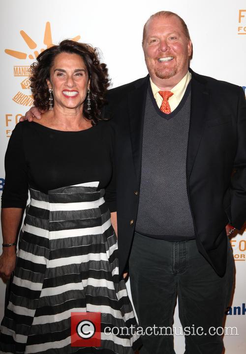 Susan Cahn and Mario Batali 2