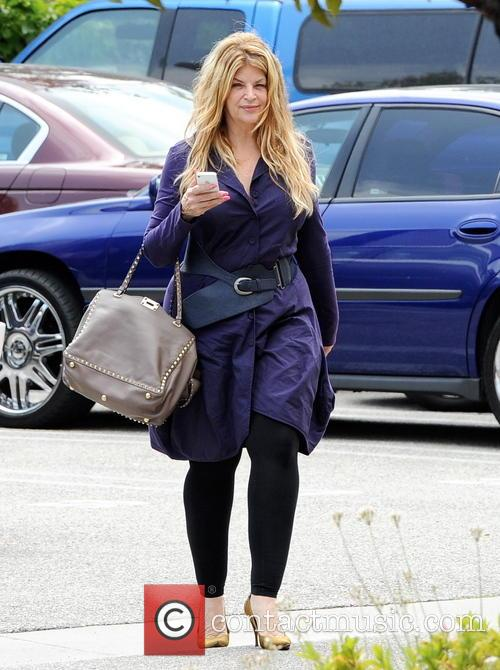 Kirstie Alley, Studio City, CA