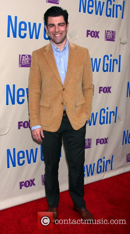 Max Greenfield, Academy of Television Arts and Sciences