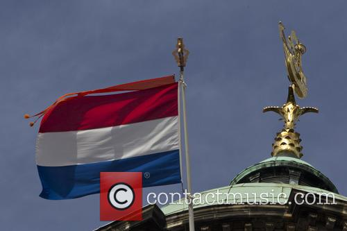 atmosphere inauguration of king willem alexander 3637242