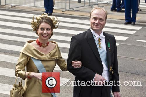 Carlos, Duke Of Parma and Annemarie Gualthérie Van Weezel 2