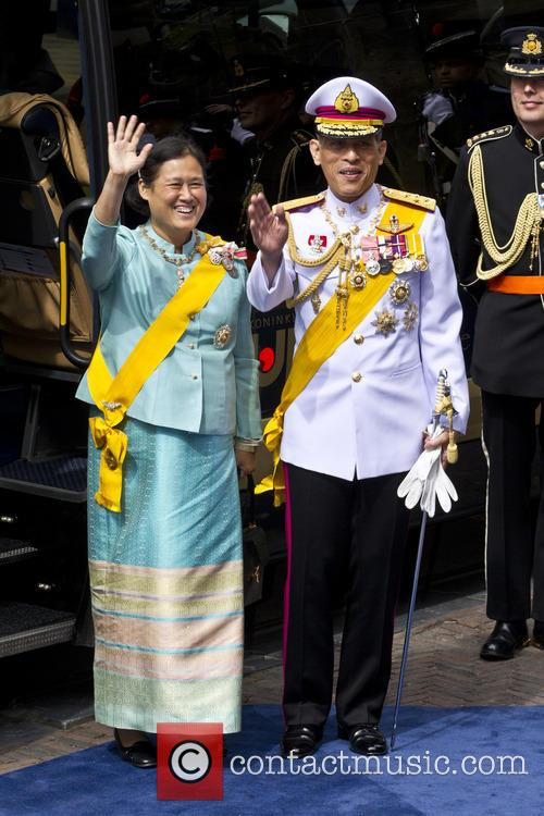 Crown Prince Maha Vajiralongkorn Of Thailand and Princess Maha Chakri Sirindhorn Of Thailand 4