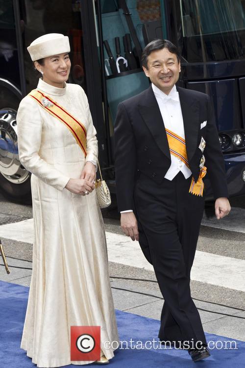 Crown Prince Naruhito Of Japan and Princess Masako From Japan 2
