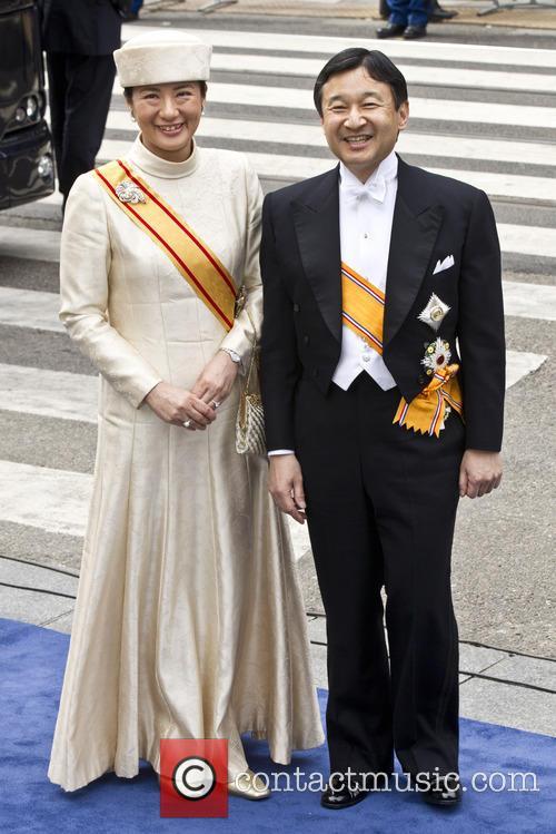 crown prince naruhito of japan princess masako 3637281