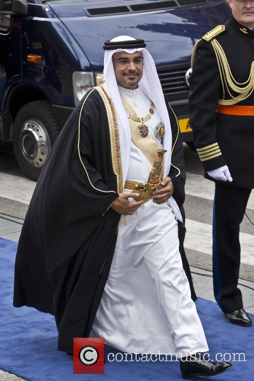 Crown Prince Salman Bin Hamad Al Khalifa Of Bahrain 1