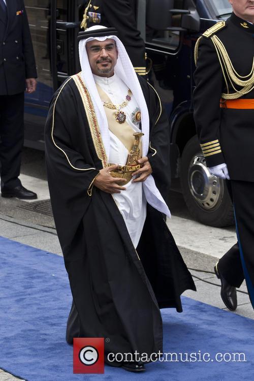 Crown Prince Salman Bin Hamad Al Khalifa Of Bahrain 2