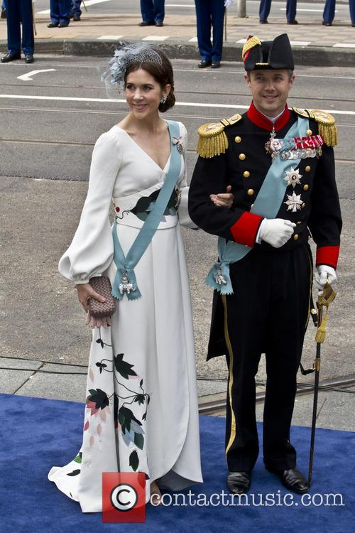 Crown Princess Mary, Crown Prince Frederik of Denmark, Amsterdam