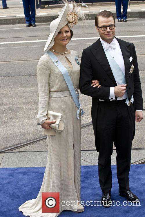 Crown Princess Victoria and Crown Prince Daniel Of Sweden 2