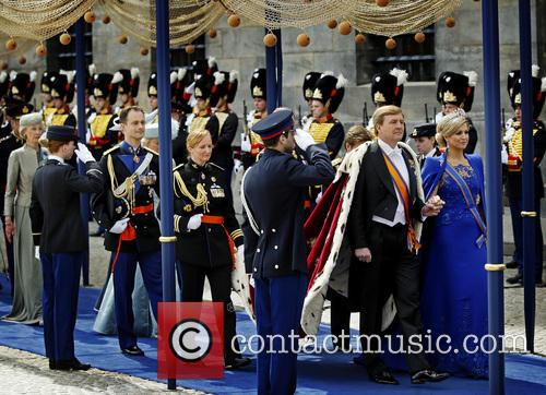 HM King Willem Alexander of the Netherlands and HM Queen Maxima of the Netherlands 1