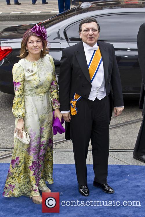 Jose Manuel Barroso, Amsterdam