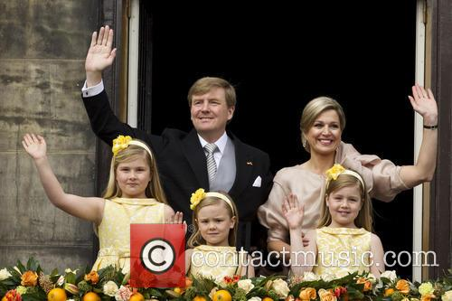 King Willem Alexander and Queen Maxima 2
