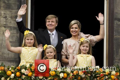 King Willem Alexander and Queen Maxima 1