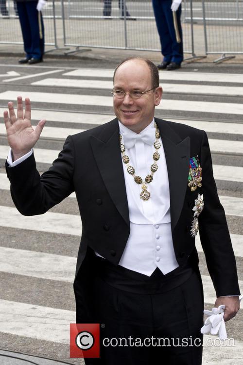 Prince Albert Of Monaco 1