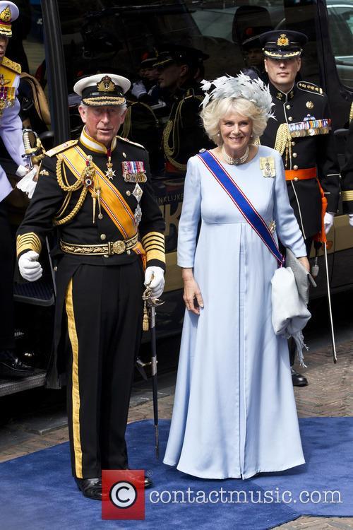 Prince Charles, Camilla Parker Bowles, Duchess of Cornwall Inauguration