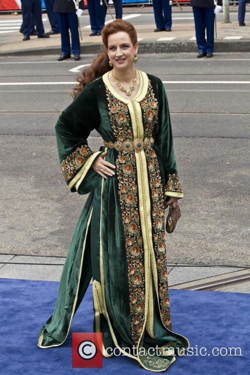 Princess Lalla Salma Of Morocco 9