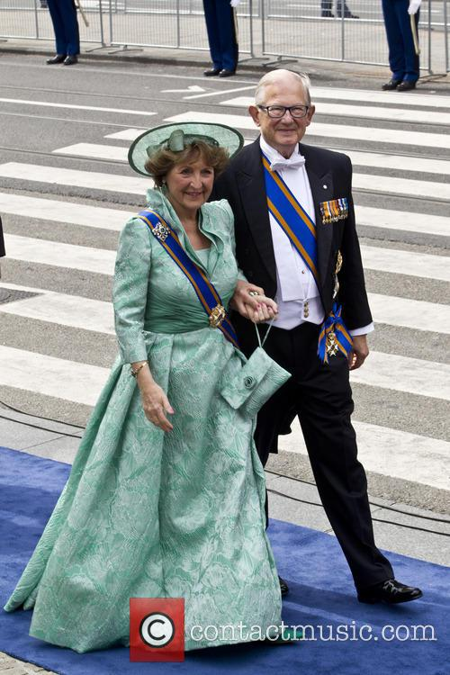 Princess Margriet and Professor Pieter Van Vollenhoven 7