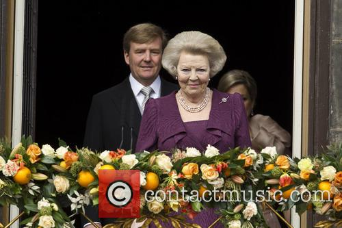Queen Beatrix and King Willem Alexander 7