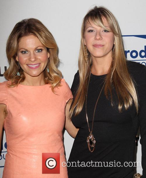 Candace Cameron Bure and Jodie Sweetin 4