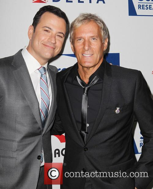 Jimmy Kimmel and Michael Bolton 3
