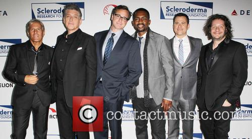 Michael Bolton, Craig Ferguson, Bob Saget, Bill Bellamy, Jimmy Kimmel and Jeff Ross 2