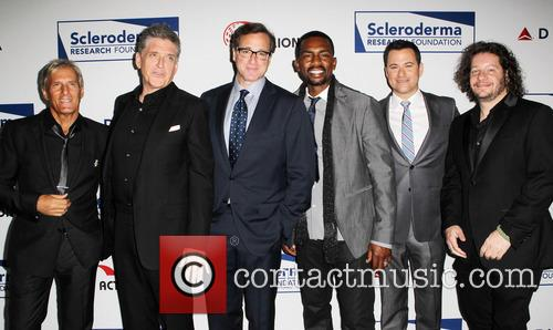Michael Bolton, Craig Ferguson, Bob Saget, Bill Bellamy, Jimmy Kimmel and Jeff Ross 4
