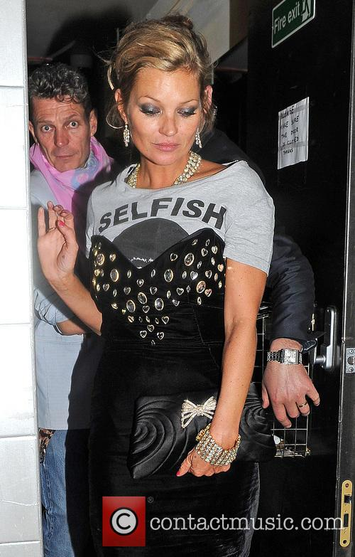kate moss celebrities at the box nightclub 3637745