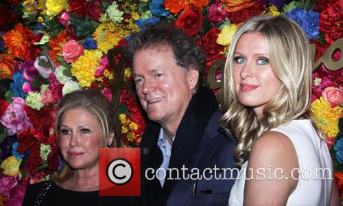 Nicky Hilton, Kathy Hilton and Richard Hilton 4
