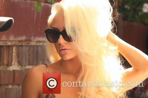 Doug Hutchison and Courtney Stodden 8