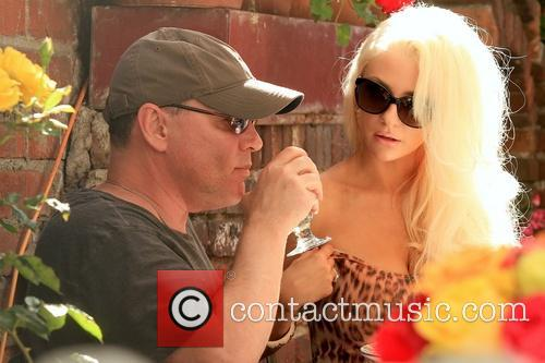 Doug Hutchison and Courtney Stodden 10