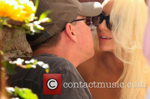 Doug Hutchison and Courtney Stodden 12
