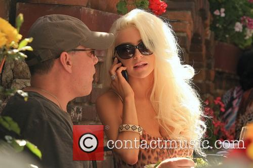 Doug Hutchison and Courtney Stodden 13