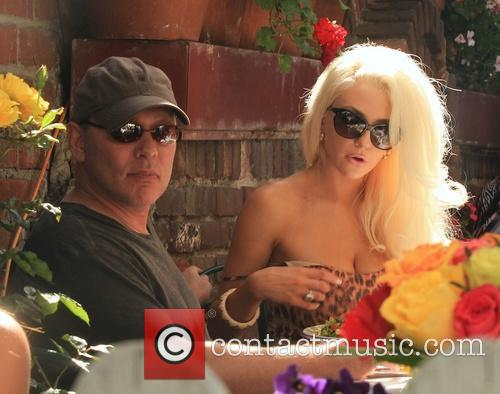 Doug Hutchison and Courtney Stodden 17