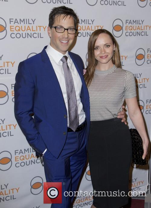 Dan Bucatinsky and Christina Ricci 2
