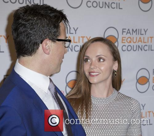 Dan Bucatinsky and Christina Ricci 7