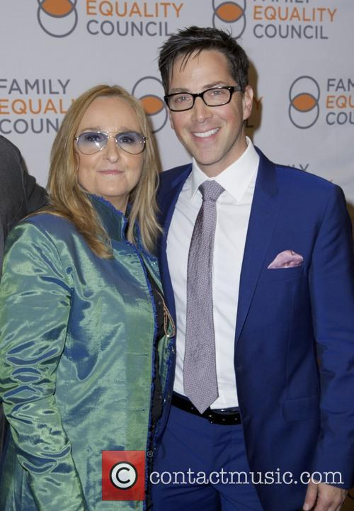Melissa Etheridge and Dan Bucatinsky 2