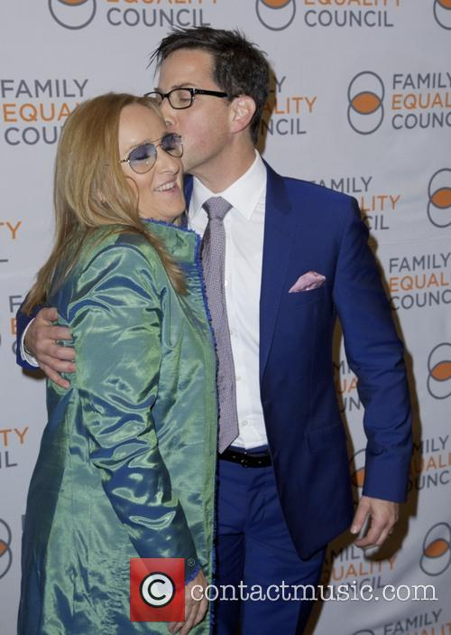Melissa Etheridge and Dan Bucatinsky 1
