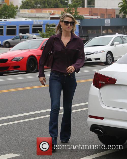Ali Larter seen out and about