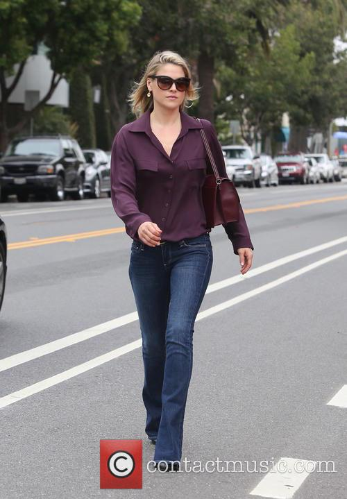 ali larter ali larter seen out and 3637188