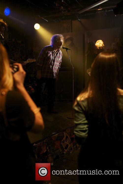 Alan Rickman and Cbgb Festival 5