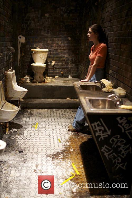 Ashley Greene in CBGB