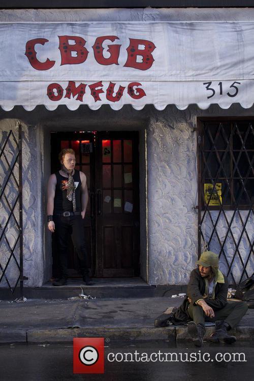 'CBGB' movie