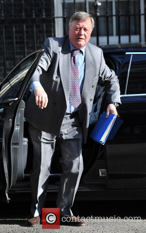 Minister Without Portfolio Kenneth Clarke 2
