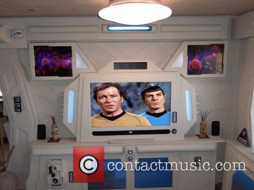 William Shatner, Leonard Nimoy and Star Trek 1